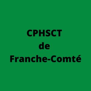 CPHSCT franche comté
